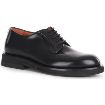 Topánky Muži Derbie Santoni MCCN17774JW2IPWEN01 Black