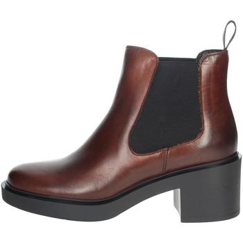 Topánky Ženy Polokozačky Frau 80L3 Brown