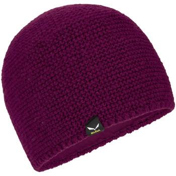Textilné doplnky Čiapky Salewa Sarner WO Beanie 26692-6870 burgundy