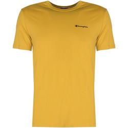 Oblečenie Muži Tričká s krátkym rukávom Champion  Žltá