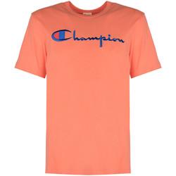 Oblečenie Muži Tričká s krátkym rukávom Champion  Ružová