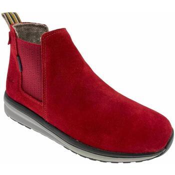 Topánky Ženy Polokozačky Mephisto MEPHKALOTTAro rosso