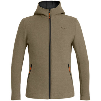 Oblečenie Muži Flísové mikiny Salewa Sarner 2L Wo M Fz Hdy 26162-7971 brown