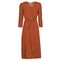 Oblečenie Ženy Dlhé šaty Betty London PAXONE Červená hrdzavá