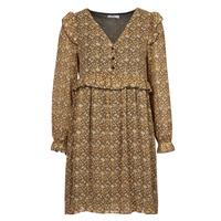 Oblečenie Ženy Krátke šaty Betty London PIXONE Hnedá