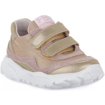 Topánky Dievčatá Módne tenisky Naturino FALCOTTO Q75 AMANTHEA ROSE Rosa