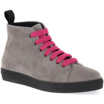Topánky Ženy Polokozačky Frau CACHEMIRE IRON Grigio