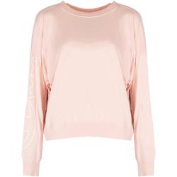 Oblečenie Ženy Tričká s dlhým rukávom Champion  Ružová
