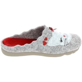 Topánky Ženy Papuče Boissy JH65458 Gris Šedá