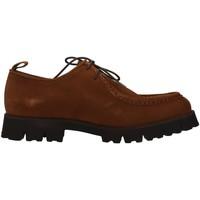 Topánky Muži Derbie Dasthon 1301 BROWN