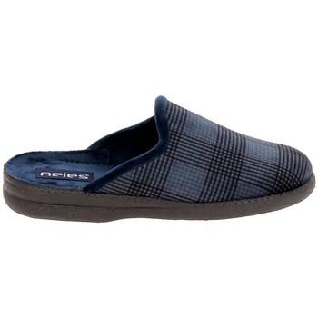 Topánky Papuče Boissy JH25624 Marine Modrá