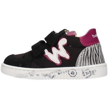 Topánky Dievčatá Nízke tenisky Balducci MSP3808N BLACK