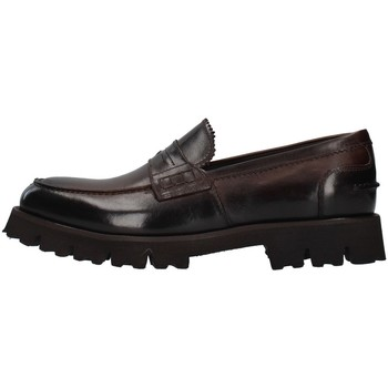 Topánky Muži Mokasíny Dasthon 1304 BROWN