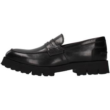 Topánky Muži Mokasíny Dasthon 1304 BLACK