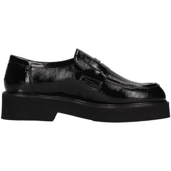 Topánky Ženy Mokasíny Triver Flight 482-06 BLACK