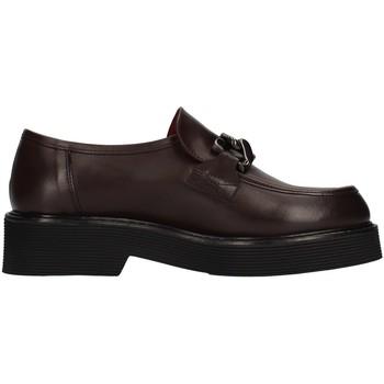 Topánky Ženy Mokasíny Triver Flight 482-07 BROWN