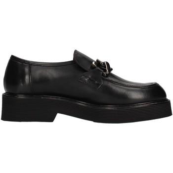 Topánky Ženy Mokasíny Triver Flight 482-07 BLACK