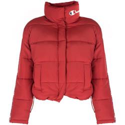 Oblečenie Ženy Bundy  Champion  Červená