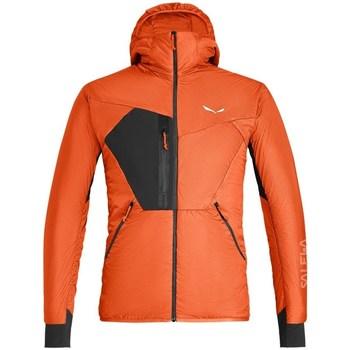 Oblečenie Muži Bundy  Salewa Pedroc Hybrid Twr M Hood Jkt Oranžová