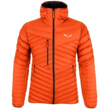 Oblečenie Muži Vyteplené bundy Salewa Ortles Light 2 Rds M HD Jkt Oranžová