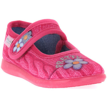 Topánky Chlapci Papuče Grunland FUXIA 54DALY Rosa
