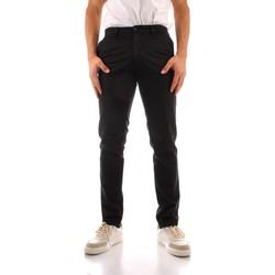 Oblečenie Muži Nohavice Cargo Trussardi 52P00000 1Y000191 BLACK