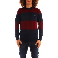 Oblečenie Muži Svetre Trussardi 52M00522 0F000694 NAVY BLUE