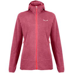 Oblečenie Ženy Flísové mikiny Salewa Nuvolo Pl W Jkt 27923-6579 pink