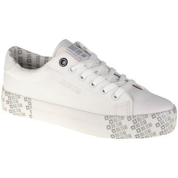 Topánky Ženy Nízke tenisky Big Star II274181 Biela