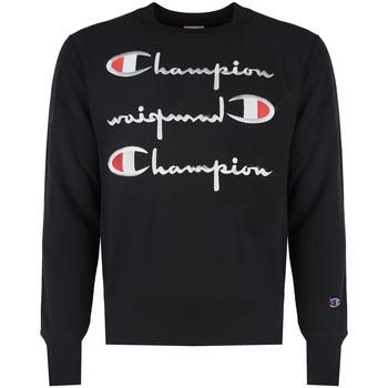 Oblečenie Muži Mikiny Champion  Čierna