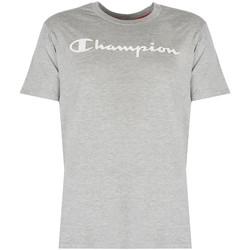 Oblečenie Muži Tričká s krátkym rukávom Champion  Šedá
