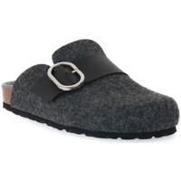 Topánky Ženy Šľapky Grunland ASFALTO 70SARA Grigio