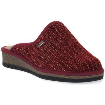 Topánky Ženy Šľapky Grunland BORDO G7DOLA Rosso