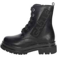 Topánky Dievčatá Čižmičky GaËlle Paris G-1232 Black