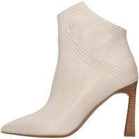 Topánky Ženy Nízke čižmy Albano 1007A WHITE