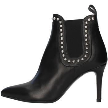 Topánky Ženy Čižmičky Albano 1078A BLACK