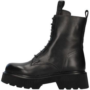 Topánky Ženy Čižmičky Albano 1083A BLACK