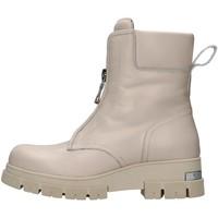 Topánky Ženy Čižmičky Albano 1084A WHITE