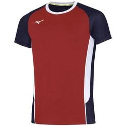 Oblečenie Muži Tričká s krátkym rukávom Mizuno Premium High Kyu Čierna