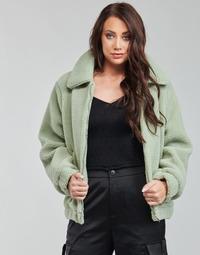 Oblečenie Ženy Bundy  Yurban  Zelená