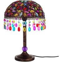 Domov Stolové lampy Signes Grimalt Stolná Lampa Set 2U Multicolor