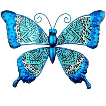 Domov Sochy Signes Grimalt Motýlia Figúrka Azul