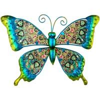 Domov Sochy Signes Grimalt Motýlia Figúrka Verde