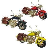 Domov Sochy Signes Grimalt Motocykel Set 3 U Multicolor