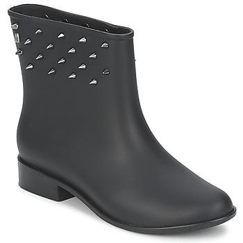Topánky Ženy Polokozačky Melissa MOON DUST SPIKE čierna