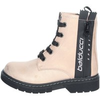 Topánky Dievčatá Polokozačky Balducci BS2844 Rose