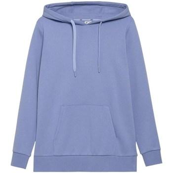 Oblečenie Ženy Mikiny 4F BLD352 Modrá