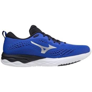Topánky Muži Bežecká a trailová obuv Mizuno Wave Revolt Modrá