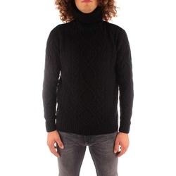 Oblečenie Muži Svetre Blauer 21WBLUM04142006088 BLACK