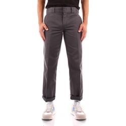 Oblečenie Muži Nohavice Chinos a Carrot Dickies DK0WP873CH01 GREY